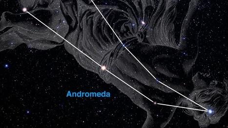 Viagem a Andrómeda: Dois anos em Andrómeda   Ficção científica literária   Scoop.it