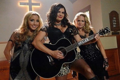 Watch the Pistol Annies Reunite (Again) at a Miranda Lambert Concert | Country Music Today | Scoop.it