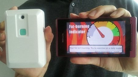 Portable fat breathalyzer indicates if you're burning fat | Longevity science | Scoop.it