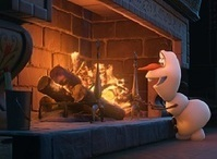 Olaf fireplace games - Frozen games | Donald Duck Games | Scoop.it