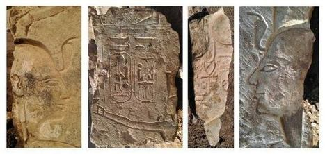 Arqueólogos descubren indicios de un templo de Ramsés II en El Cairo | Arqueología, Historia Antigua y Medieval - Archeology, Ancient and Medieval History byTerrae Antiqvae | Scoop.it