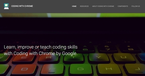 Google lance 'Coding with Chrome' pour apprendre à coder - Blog du Modérateur | Boite à outils E-marketing | Scoop.it