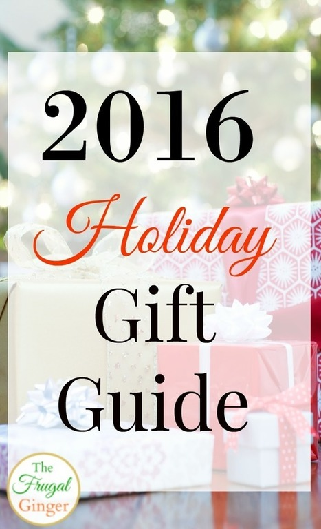 2016 Holiday Gift Guide   Essentially Mom Favorites   Scoop.it