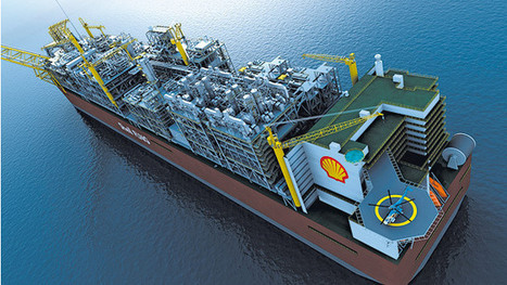Shell's LNG-Producing Monster Ship, Prelude | Sustain Our Earth | Scoop.it