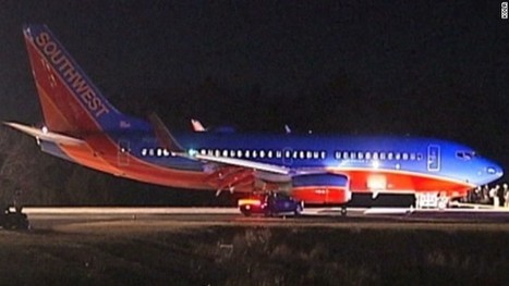 Errant jet heads elsewhere as questions abound after it lands at wrong airport   Science & The News   Scoop.it