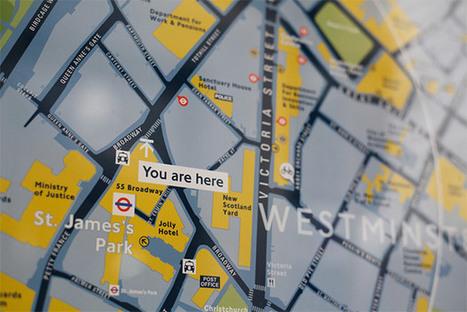 La ville marchable : quelle signalétique utiliser ? l Demain la ville | Mobilités | Scoop.it