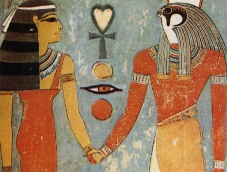 Egyptian Love Poems | Ancient Egyptian Papyrus | For Lovers of Paranormal Romance | Scoop.it