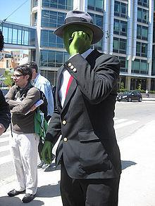 Anonymous (communauté) - Wikipédia   L'activisme numérique   Scoop.it