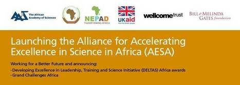 African Leaders, International Partners Launch New Initiatives to Spur Scientific Research in Africa | RoundUp: Research Uptake | Scoop.it