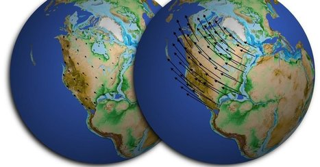 Continents Split Up at the Same Speed Finger Nails Grow. And That's Fast. | Amazing Science | Scoop.it