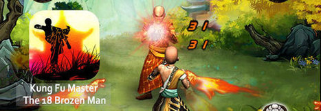 Be a Master of Kung Fu with Kung Fu Master - WebAppRater | iPHONE APP REVIEWS | Scoop.it