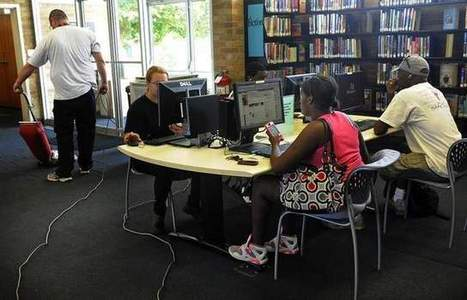 Study: Nashville library patrons face long lines for computers | Tennessee Libraries | Scoop.it