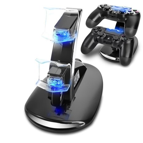 Top 20 Best PlayStation 4 Controller Charging Stations 2017 - 2018 on Flipboard   Gadgets and Technological devices   Scoop.it
