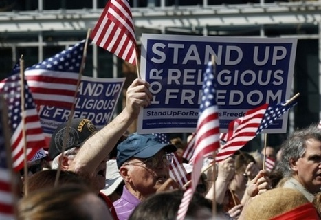 Peter Beinart gaslights us on the attack on religion | RedState | News You Can Use - NO PINKSLIME | Scoop.it