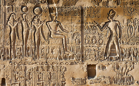 Pharaoh Thutmosis-era temple found by accident in Egypt - Telegraph | Digital ancient history | Scoop.it