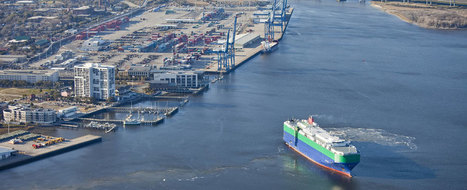 South Carolina Ports Projects 7 Percent Container Growth | International Trade | Scoop.it