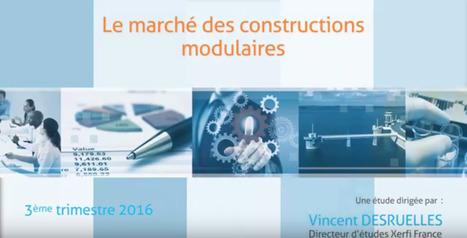 Le marché des constructions modulaires redémarre ! | Construction et gestion d'installations temporaires | Scoop.it