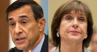 "Issa: Lois Lerner lost her 5th Amendment Rights - ""She chose not to do so — so she waived."" 