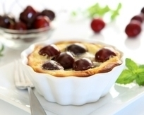 Clafoutis léger   Healthy food   Scoop.it
