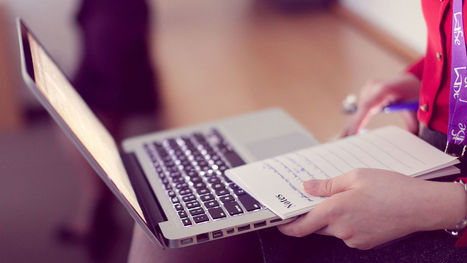Taking Notes: Is The Pen Still Mightier Than the Keyboard? | AdLit | Scoop.it
