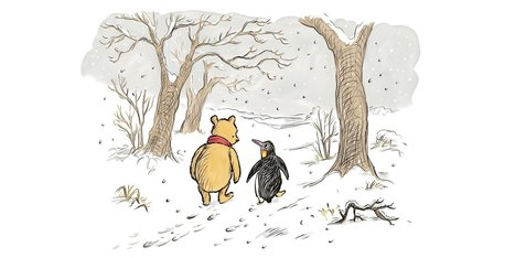 Move Over Piglet, There's A New 'Winnie-The-Pooh' Character In Town | Multicultural Children's Literature | Scoop.it