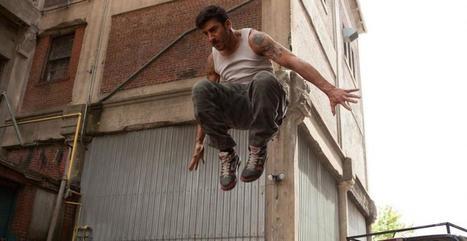 David Belle & Paul Walker en mode parkour dans le nouveau film d'action Brick Mansion ! | Le sport en milieu urbain | Scoop.it