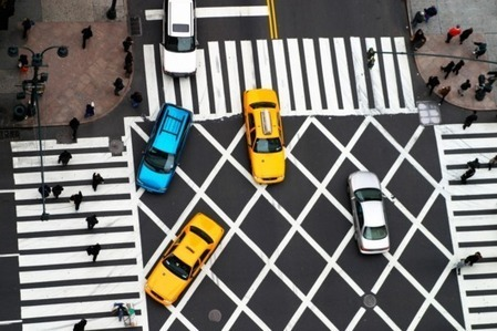 New York Gets Millions to Make Cars Talk to One Another | NY Mag | The Programmable City | Scoop.it