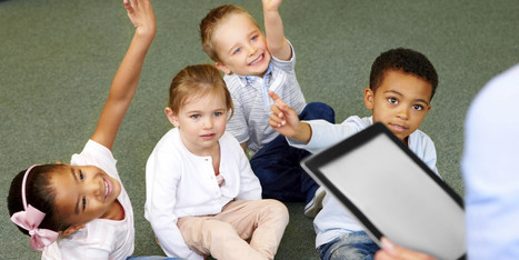 Toddlers and Tablets | Mobile (Post-PC) in Higher Education | Scoop.it