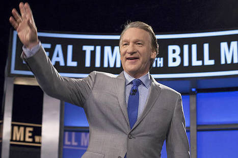 Let's listen to Bill Maher: On Paris, religion and race, Maher walks a fascinating and tricky line | The Atheism News Magazine | Scoop.it