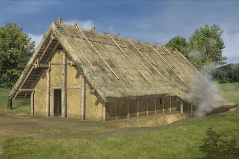 POLOGNE : Afterlife of Early Neolithic houses in the Polish lowlands | World Neolithic | Scoop.it