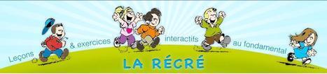 La récré exercices ludiques et gratuits pour l'enseignement primaire | DNLmaths | Scoop.it