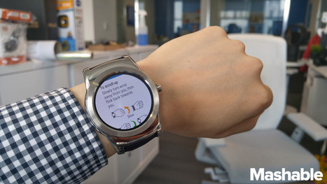 6 things Android Wear smartwatches can do that the Apple Watch can't | Mobile Technology | Scoop.it