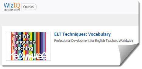Un interesante MOOC para profesores de Inglés | Open Education and Technology | Scoop.it