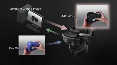 Canon Mixed Reality: La realidad aumentada llega al diseño ... | REALIDAD AUMENTADA Y ENSEÑANZA 3.0 - AUGMENTED REALITY AND TEACHING 3.0 | Scoop.it