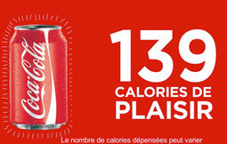 Coca-Cola lutte contre l'obésité | Adverbia - Com' corporate & publicité | Scoop.it