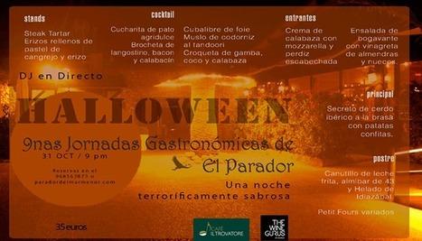 Halloween en el Parador del Mar Menor. ¡Una noche terroríficamente sabrosa! | Viaja por España | Scoop.it