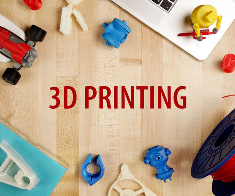 3D Printing Class | 3D Printing and Fabbing | Scoop.it