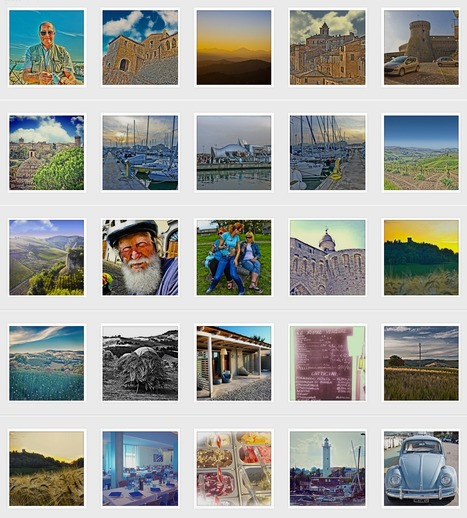 Southern Le Marche on Instagram | Le Marche another Italy | Scoop.it