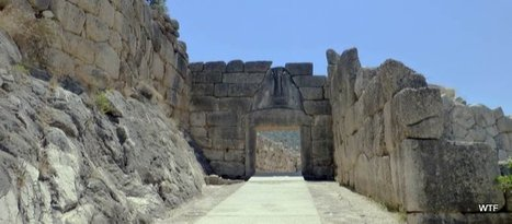 Visit the Ancient Ruin if Mycenae - World Travel Fiend | Ancient Greek Religion | Scoop.it