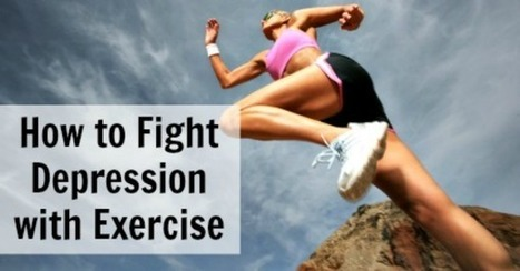 Fighting Depression with Exercise | EIM | Scoop.it
