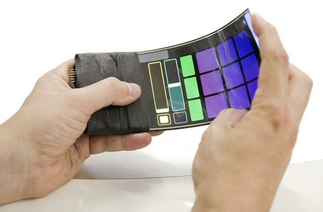 WhammyPhone: Bending Sound with a Flexible Smartphone | Open Source Hardware News | Scoop.it