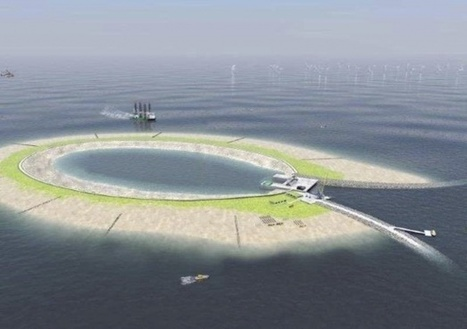 A Manmade Island to Store Wind Energy | Digital Sustainability | Scoop.it