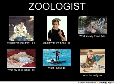 Zoologist | What I really do | Scoop.it