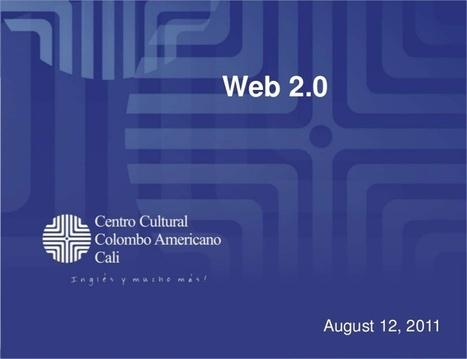 Web 2.0 for EFL | Ngoding | English Language Classroom 2.0 | Scoop.it