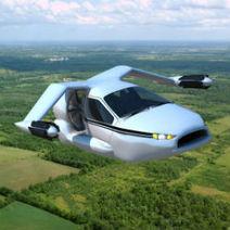 Plug-In Hybrid Vehicle Has Wings : DNews | Teknologic | Scoop.it
