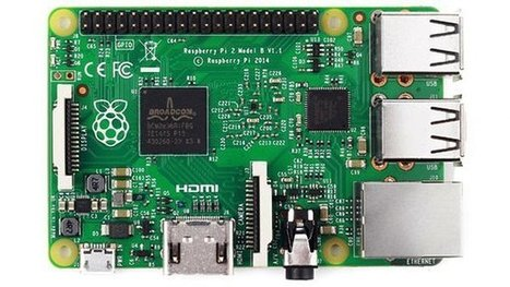 Make Your Own Robots With The Complete Raspberry Pi 2 Starter Kit - Tested.com | Raspberry Pi | Scoop.it