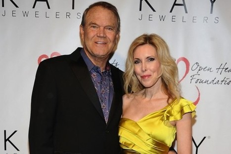 Glen Campbell's Wife Talks Grammy Nominations: 'There Just Aren't Enough Words'   Country Music Today   Scoop.it