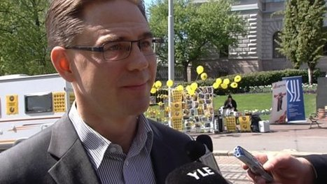 Katainen Tight-Lipped on Gov't Talks | Finland | Scoop.it