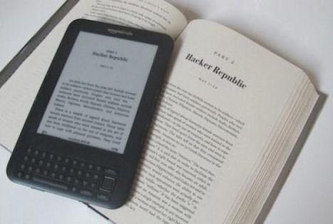Livros físicos ou Livros digitais? | Digital Re... | Litteris | Scoop.it