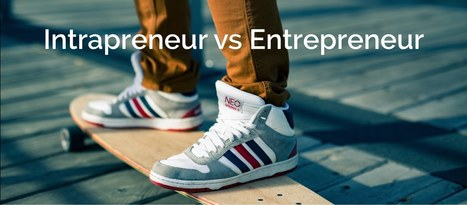 Qu'est-ce qu'un intrapreneur ?   Innovation, Business Models, Start-up et Strategie   Scoop.it